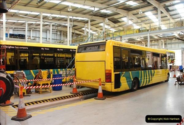 2012-08-26 Yellow Buses Yard Visit.  (208)208