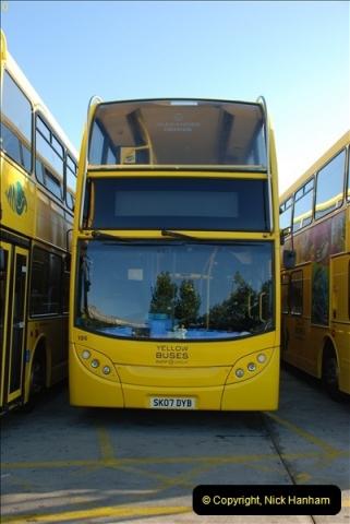 2012-08-26 Yellow Buses Yard Visit.  (21)021