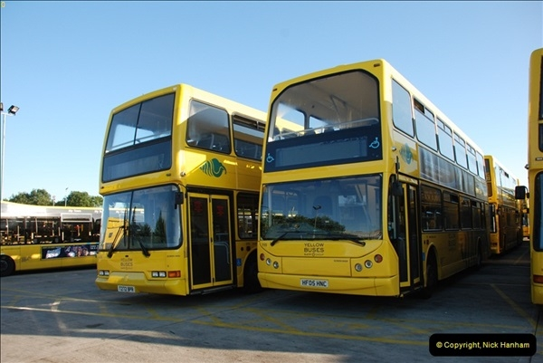 2012-08-26 Yellow Buses Yard Visit.  (24)024
