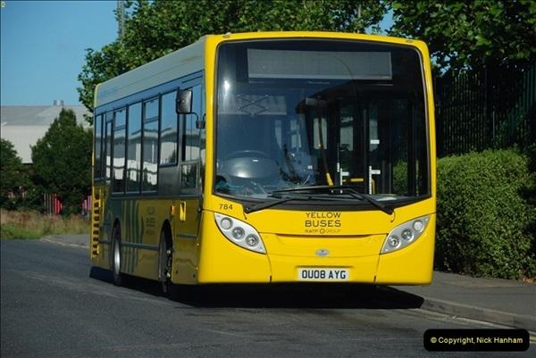 2012-08-26 Yellow Buses Yard Visit.  (3)003