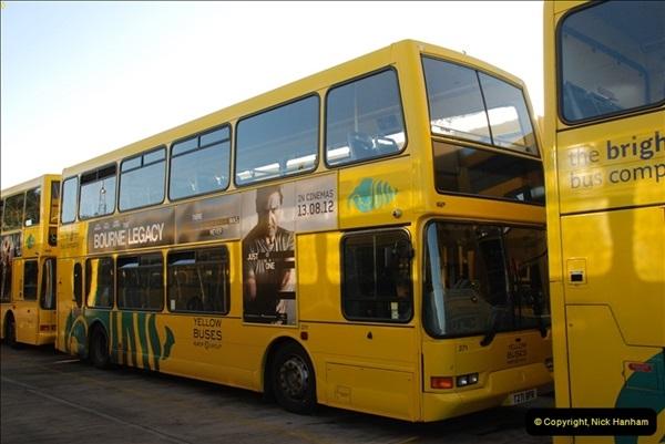 2012-08-26 Yellow Buses Yard Visit.  (31)031