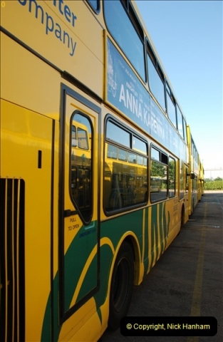 2012-08-26 Yellow Buses Yard Visit.  (33)033