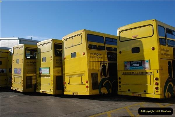 2012-08-26 Yellow Buses Yard Visit.  (34)034
