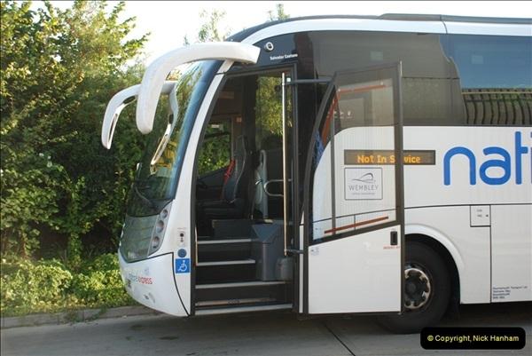 2012-08-26 Yellow Buses Yard Visit.  (35)035