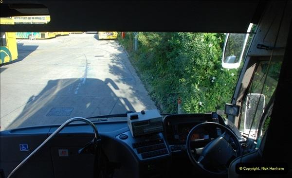 2012-08-26 Yellow Buses Yard Visit.  (45)045