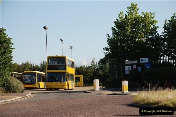 2012-08-26 Yellow Buses Yard Visit.  (5)005