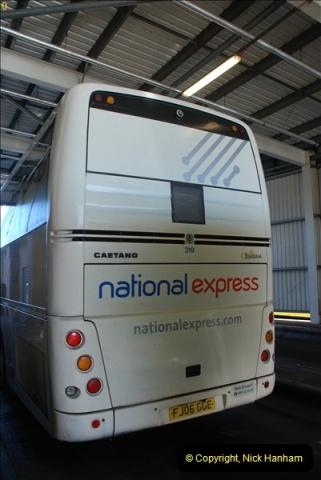 2012-08-26 Yellow Buses Yard Visit.  (52)052