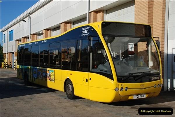 2012-08-26 Yellow Buses Yard Visit.  (62)062