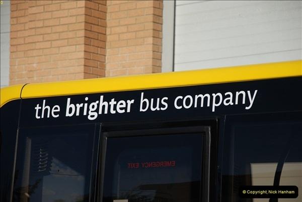 2012-08-26 Yellow Buses Yard Visit.  (68)068