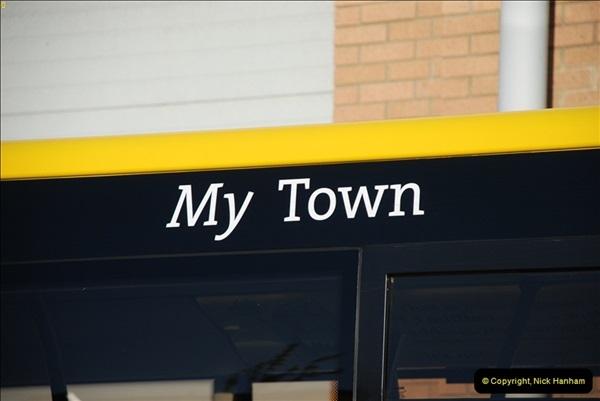 2012-08-26 Yellow Buses Yard Visit.  (69)069