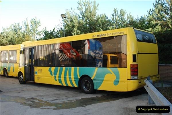 2012-08-26 Yellow Buses Yard Visit.  (75)075