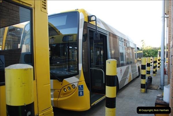 2012-08-26 Yellow Buses Yard Visit.  (77)077