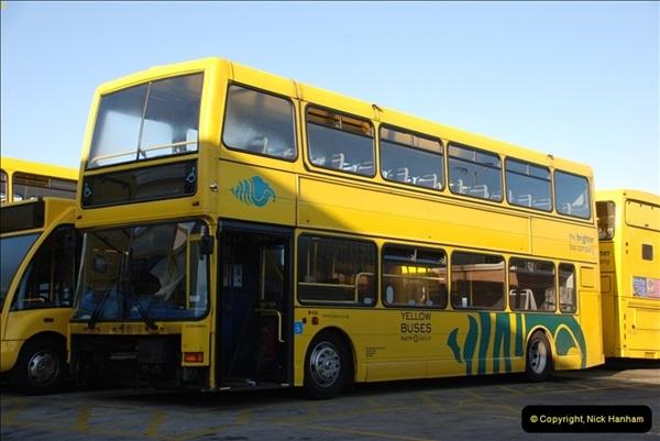 2012-08-26 Yellow Buses Yard Visit.  (94)094