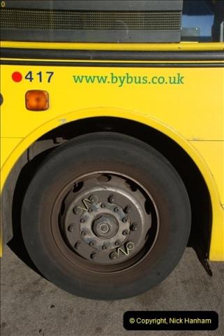 2012-08-26 Yellow Buses Yard Visit.  (98)098