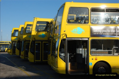 2012-08-26 Yellow Buses Yard Visit.  (17)017