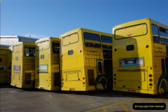 2012-08-26 Yellow Buses Yard Visit.  (34)034