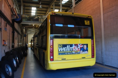 2012-08-26 Yellow Buses Yard Visit.  (56)056
