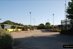 2012-08-26 Yellow Buses Yard Visit.  (8)008