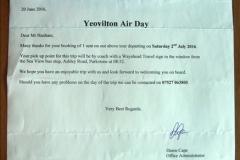 Yeovilton Air Day 02 July 2016