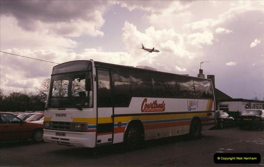 Zimbabwe April 1994