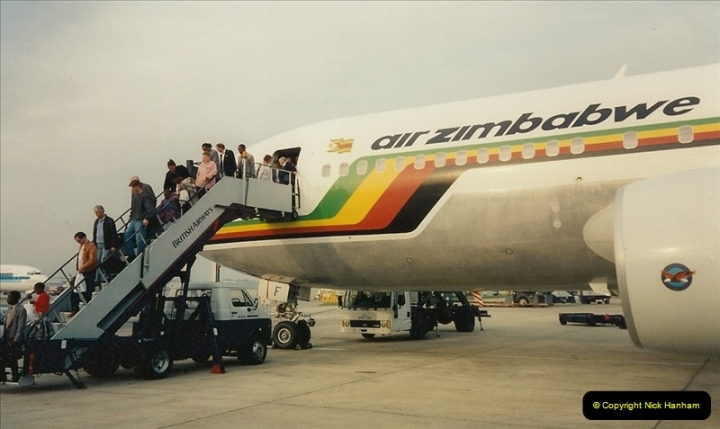 Zimbabwe April 1994 (111)111