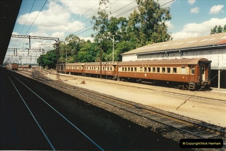 Zimbabwe April 1994 (92)092
