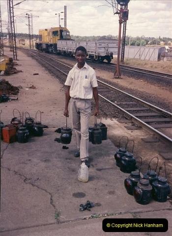 Zimbabwe April 1994 (93)093