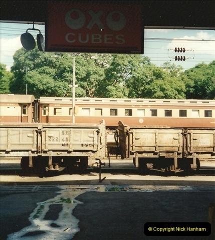 Zimbabwe April 1994 (94)094