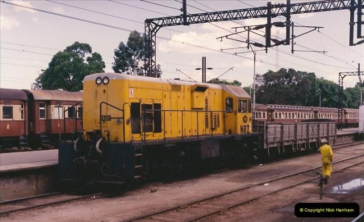 Zimbabwe April 1994 (96)096