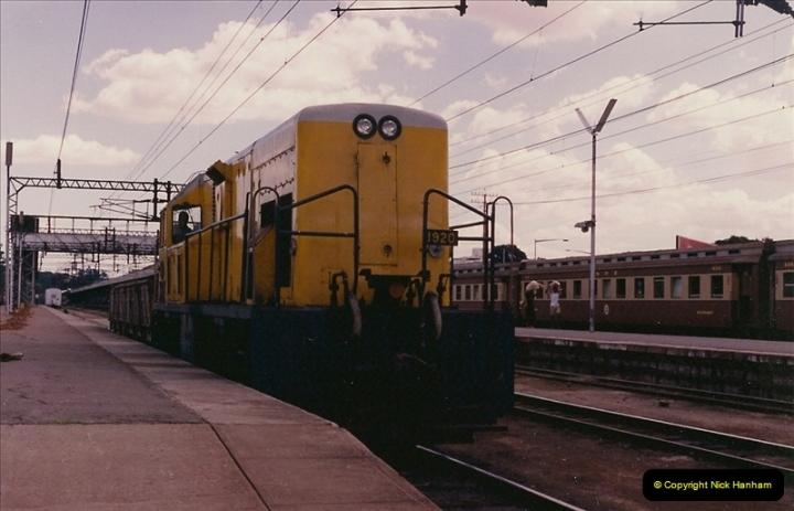 Zimbabwe April 1994 (97)097