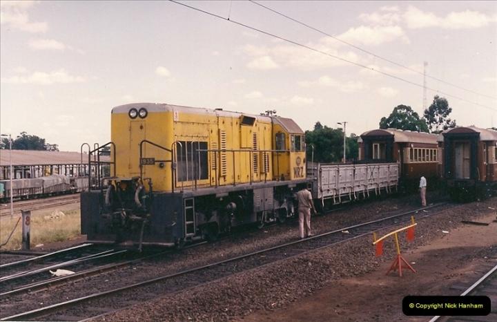 Zimbabwe April 1994 (98)098